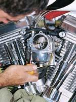 S&S Carburetor booster