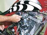 S&S carburetor Davinci upgrade